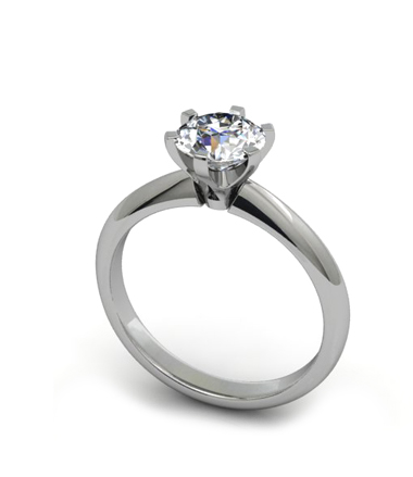 Polished Diamonds Australia Diamond Engagement Rings Certified