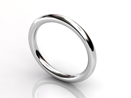 halo wedding ring platinum WGPA06