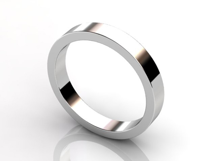 rings flat profile WLW03