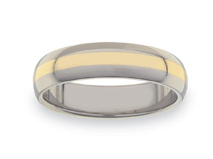 Titanium Wedding Rings WLT05